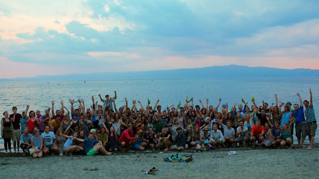 Tramprennen 2014-Ohrid